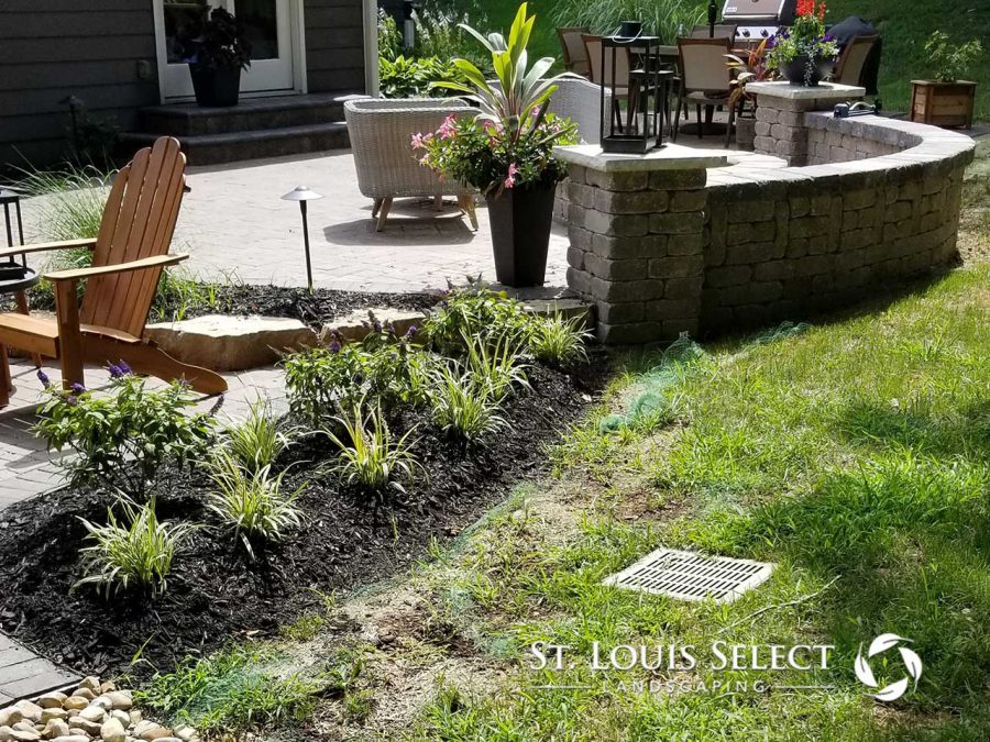 Belgard And Unilock Custom Drainage Systems St Louis Select
