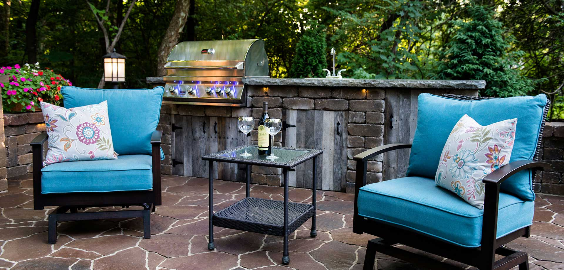 St Louis Select Custom Outdoor Grill