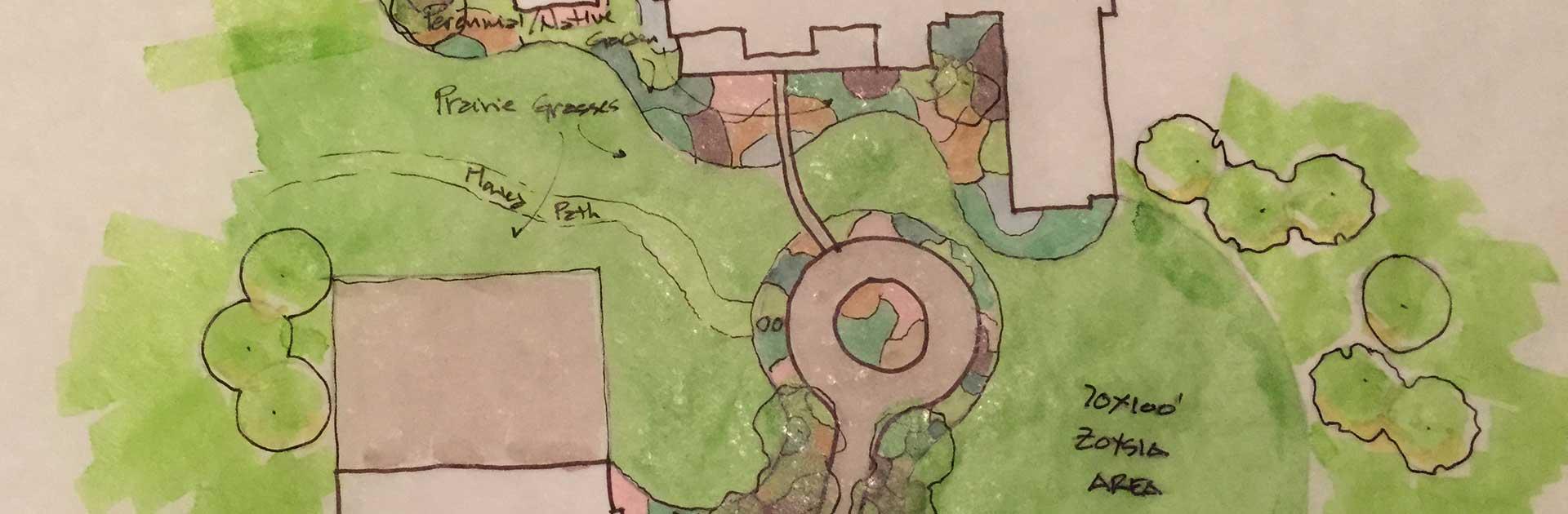 Outdoor Design Plans